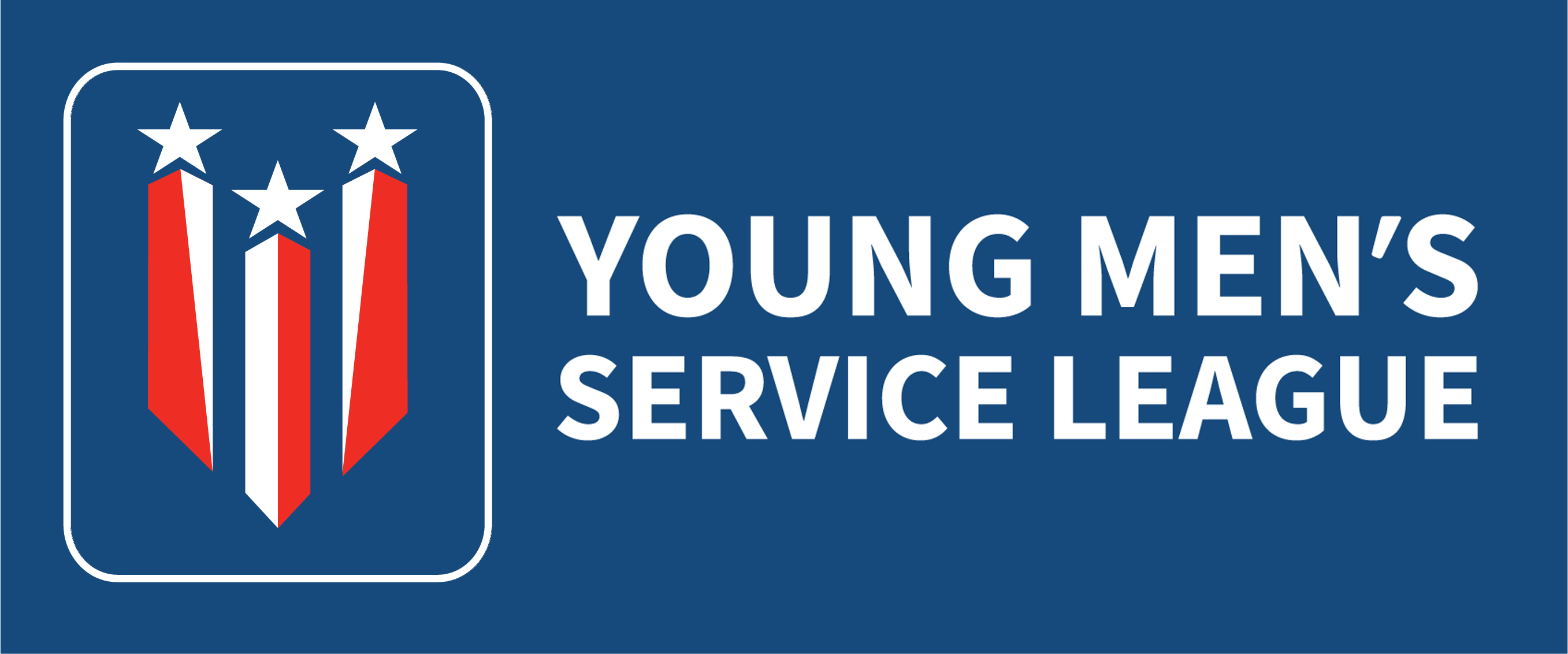 Young Mens Service League logo